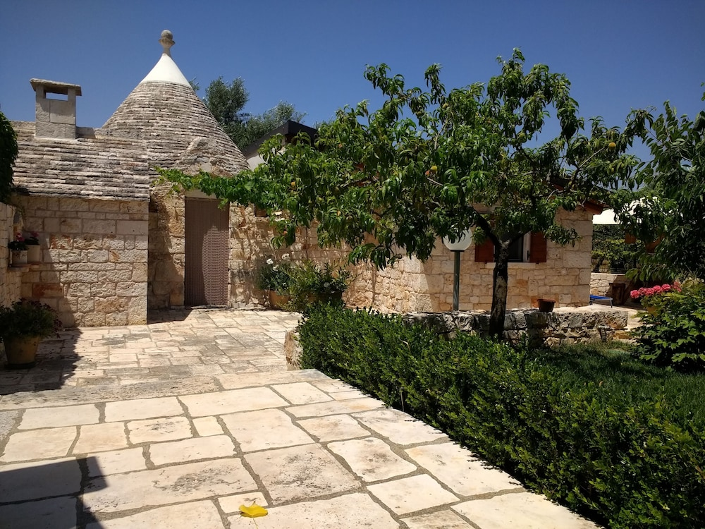 Giardino degli ulivi ☆ gonnesa costa verde italien giardino