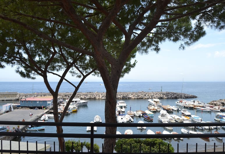 Sea Breeze Residence, Massa Lubrense, Kamar Superior, pemandangan laut, Balkon