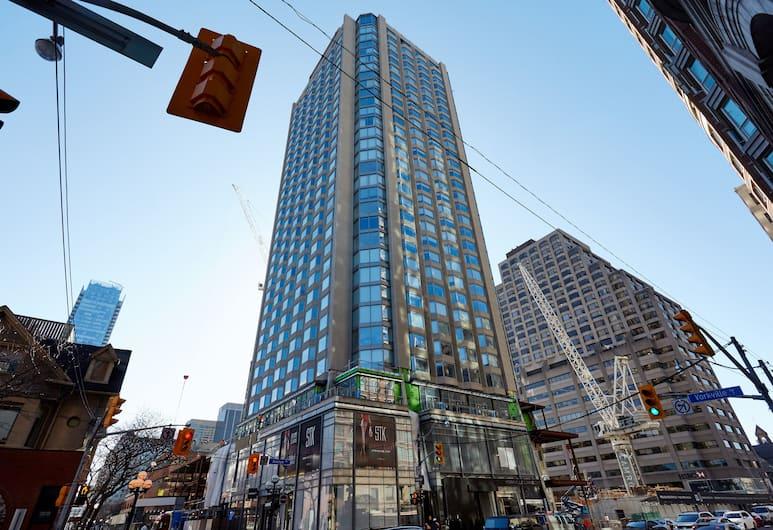 Atlas Suites Furnished Apartments- Yorkville, Toronto, Premium Apartment, 2 Bedrooms, Exterior