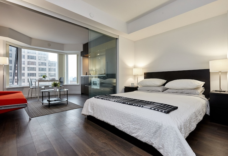 Atlas Suites Furnished Apartments- Yorkville, Toronto