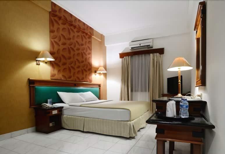 Puri Jaya Hotel, Jakarta, Standard Room, 1 Double Bed, Guest Room