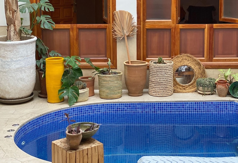 Riad Tahili, Marrakech, Pool