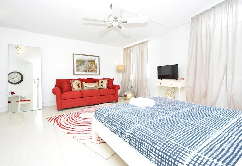 Art Deco Ocean Walk Apartments, Miami Beach, Štúdio typu Superior, Izba