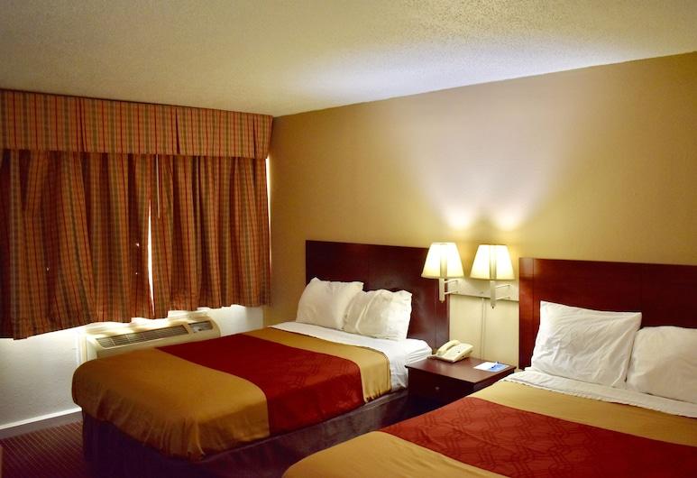 Rodeway Inn, Terre Haute, Standardna soba, 2 bračna kreveta, za pušače, Soba za goste