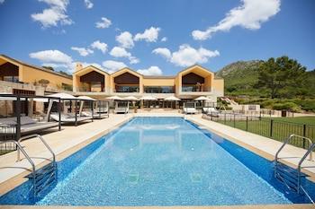 卡普德佩拉貝梅爾之帽大飯店的相片