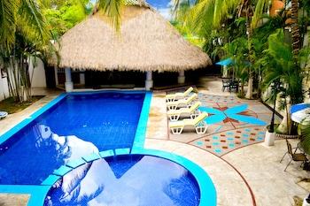 Fotografia do Hotel Costa Brava em Manzanillo