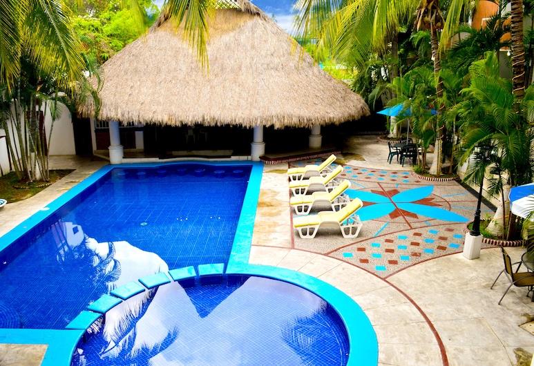 Hotel Costa Brava, Manzanillo