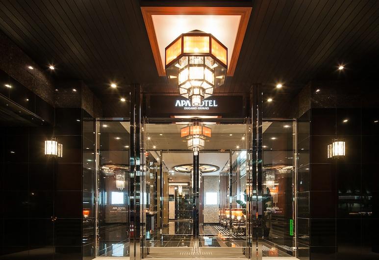 APA Hotel Sugamo Ekimae, Tokyo, Sissepääs