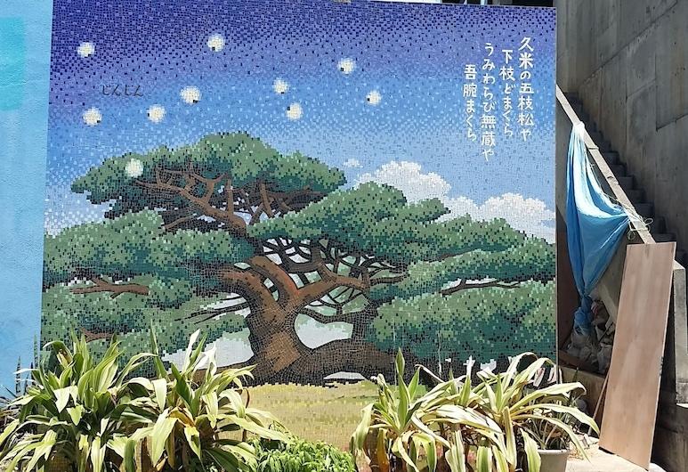 Minshuku Kumejima Bekkan, Kumejima, Extérieur