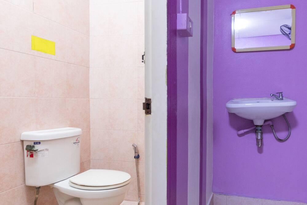 Dvojlôžková izba typu Basic - Kúpeľňa