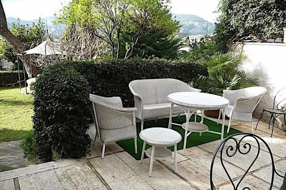 Restauration en terrasse