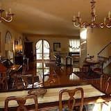Villa Confort, 5 chambres - Restauration dans la chambre