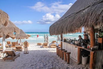 Foto van Playa Canek Boutique Eco Hotel in Tulum