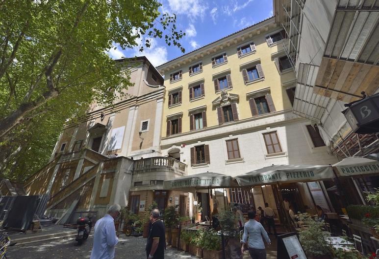Casa I Cappuccini, Rom, Hotellfasad