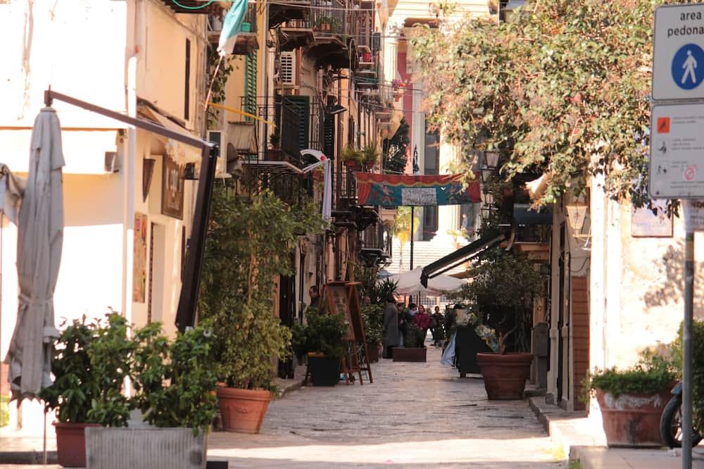 Doppia Classic (Spinuzza) - Vista strada