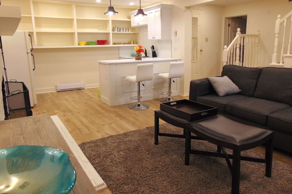舒適套房, 1 間臥室 - 客廳