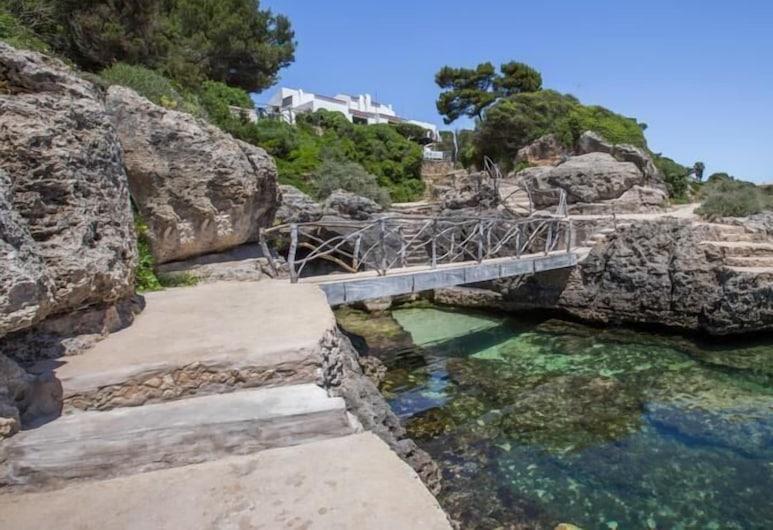 エステル ブラン アパートメンツ, Ciutadella de Menorca, ビーチ