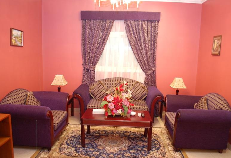 City Inn Suites, Jeddah, apartamentai, 1 miegamasis, Kambarys