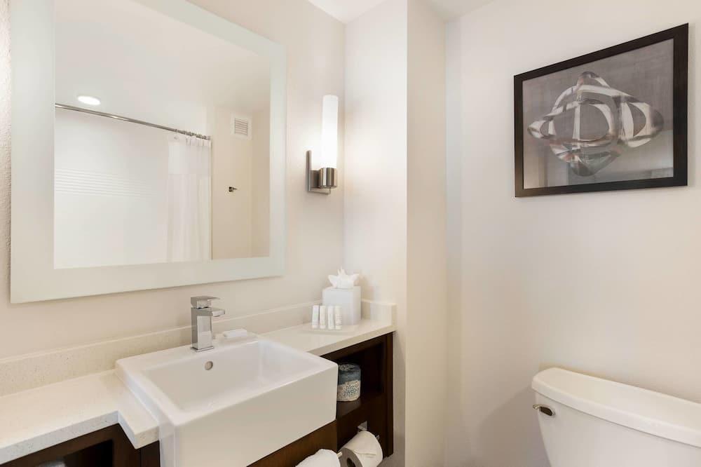套房, 2 間臥室, 非吸煙房 - 浴室