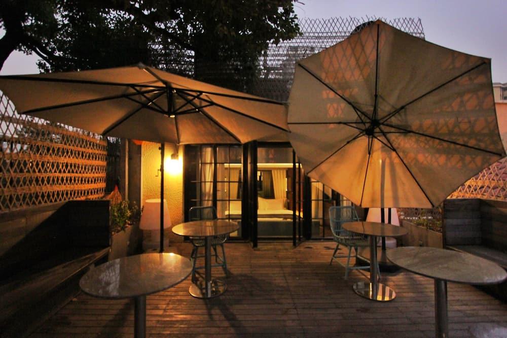 Private Terrace Suite - Balcony