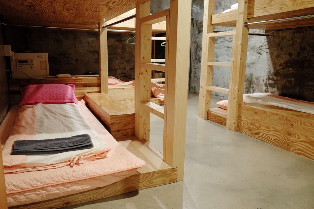 Gemeinsamer Schlafsaal, Gemischter Schlafsaal, Gemeinschaftsbad (6 persons) - Zimmer