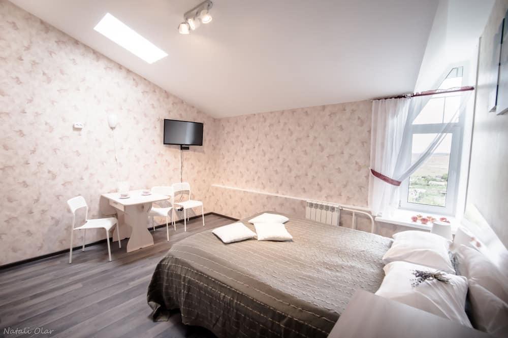 Executive Apart Daire (Mini Kitchen) - Oturma Odası