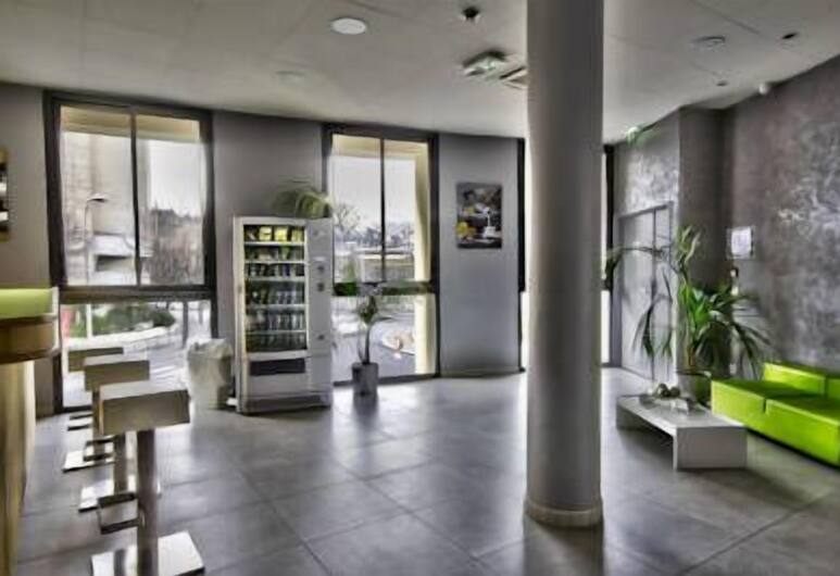 Esatitude Hôtel, Nice, Lobby