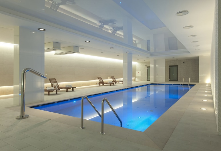 Relais & Châteaux Hotel Quadrille, Gdynia, Indoor Pool