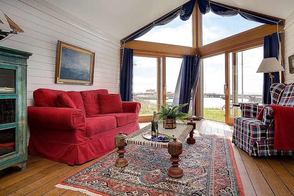 Suite (Sjövillan) - Sala de estar