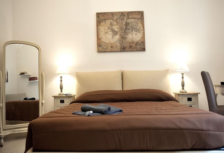 Aquarius Inn, Roma, Tripla Romantica, bagno privato, Camera