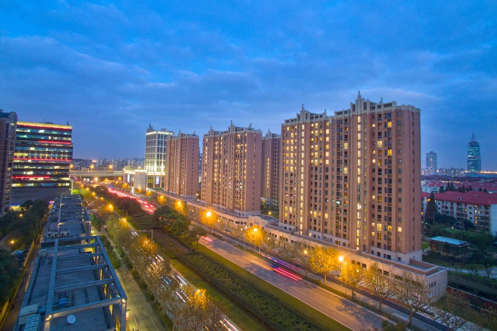 Green Court Place Jin Qiao Middle Ring Shanghai