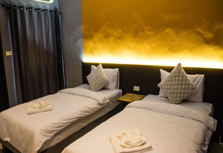 Hotel Passion,  Nakhon Si Thammarat, Standard Twin Room, Soba za goste