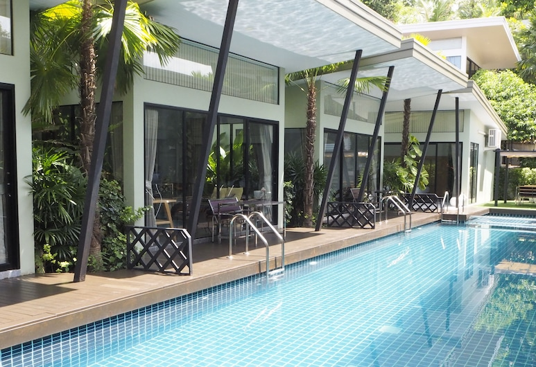 Jasmine Resort and Spa, Khanom, Superior Pool Access, Lauko baseinas