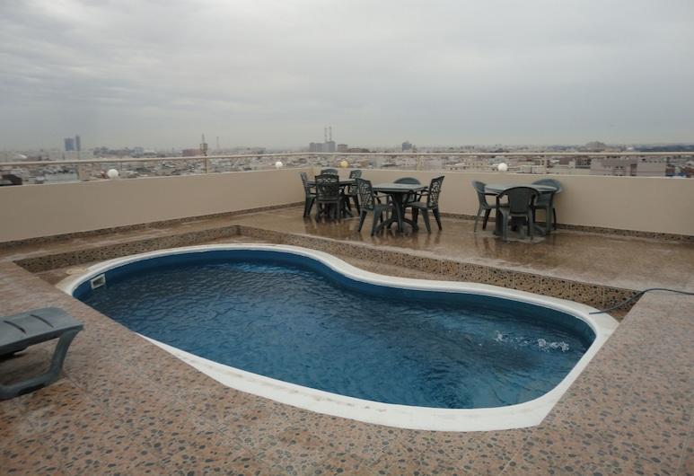 馬希坦酒店, 麥納麥, 室外泳池