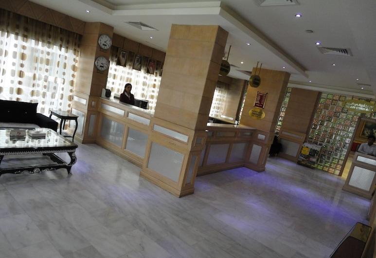 Al Jazira Hotel, Manama, Vastuvõtuala