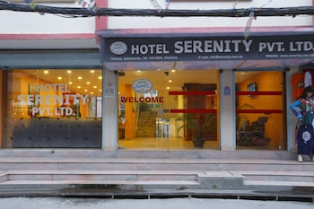 Bild vom Hotel Serenity in Katmandu