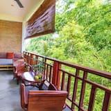 Dobbeltrom – premium, balkong - Balkong