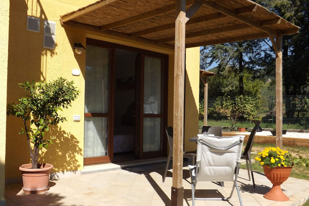 Chambre Triple - Terrasse/Patio