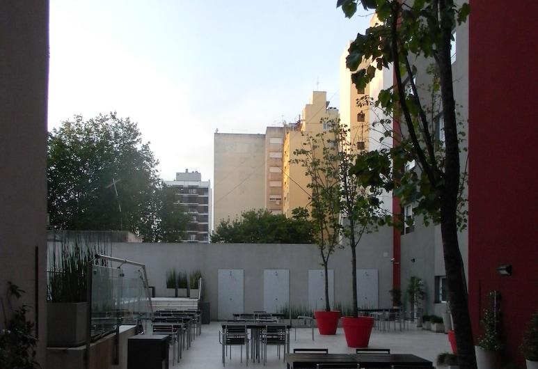 O2 Hoteles Mar del Plata, Mar del Plata, Teras/Veranda