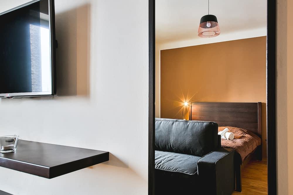 Apartament standardowy, 1 sypialnia - Pokój
