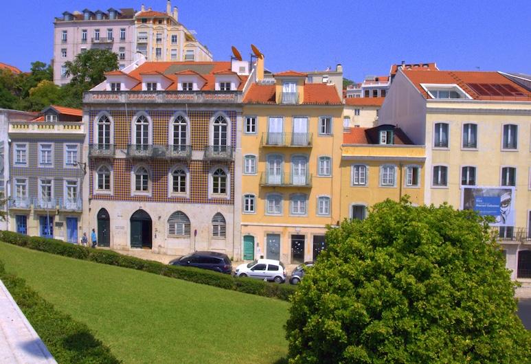 Feeling Lisbon Pessoa Apartments, Lisboa, Fasaden på overnattingsstedet