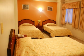 Image de Hotel La Sierra à Santa Cruz