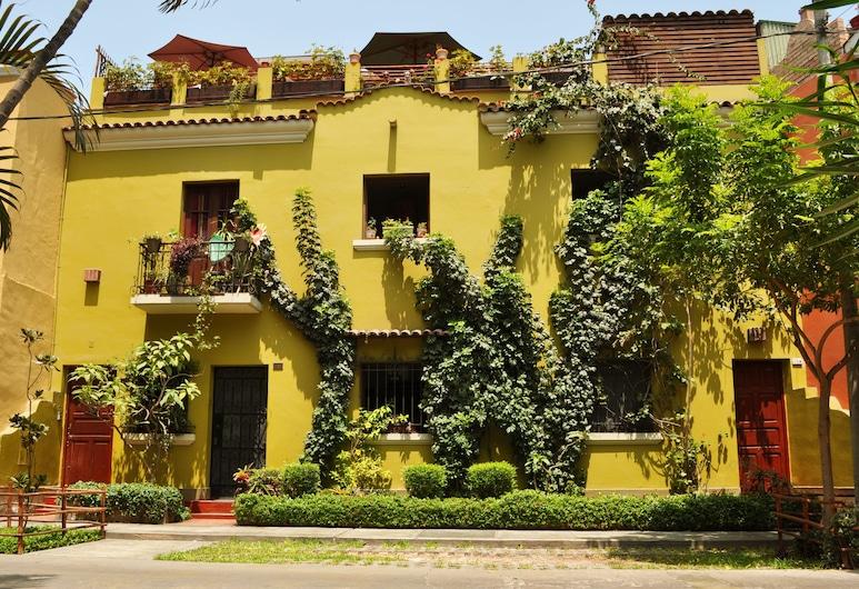Casa Nuestra Peru, Лайма, Апартаменты, Фасад отеля