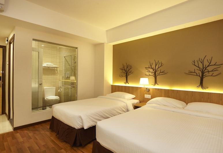 Hotel Six Seasons, Kuala Lumpur, Deluxe Suite, Guest Room