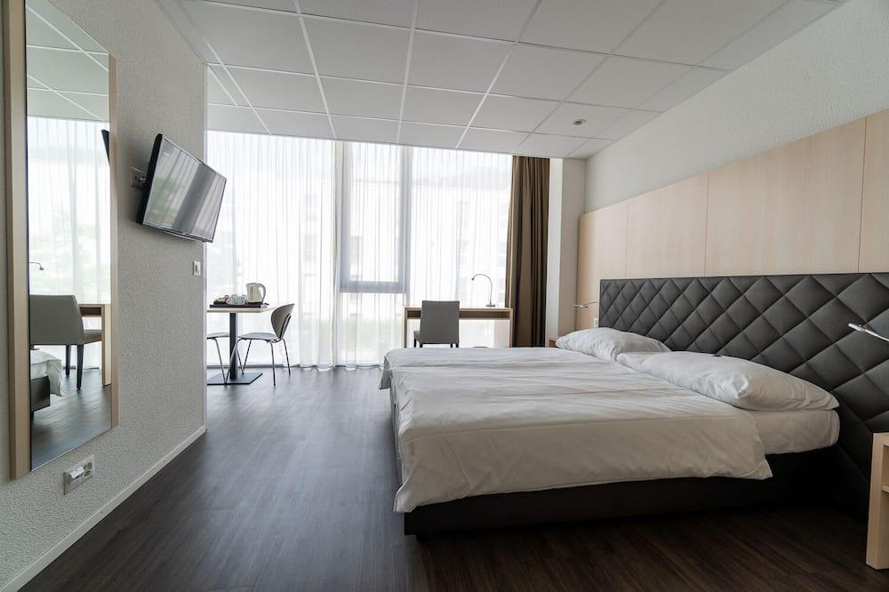 Paaugstināta komforta dzīvokļnumurs, virtuve - Dzīvojamā zona