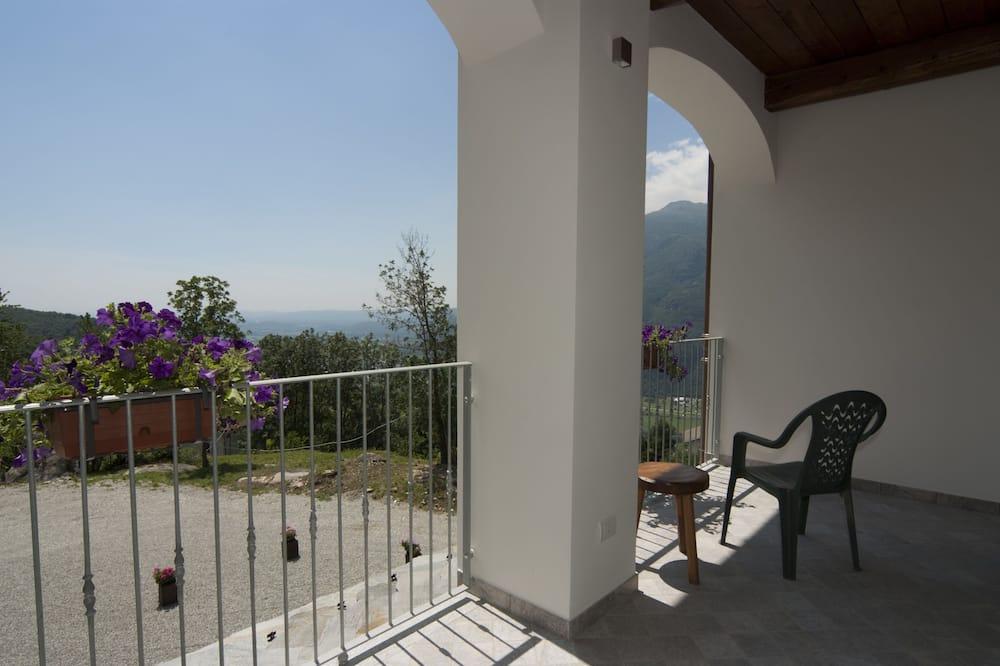 Business Single Room, Balcony - Balcony