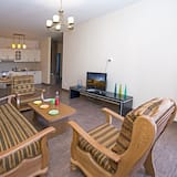 Design Apartment, 1 Bedroom, Balcony - Ruang Tamu