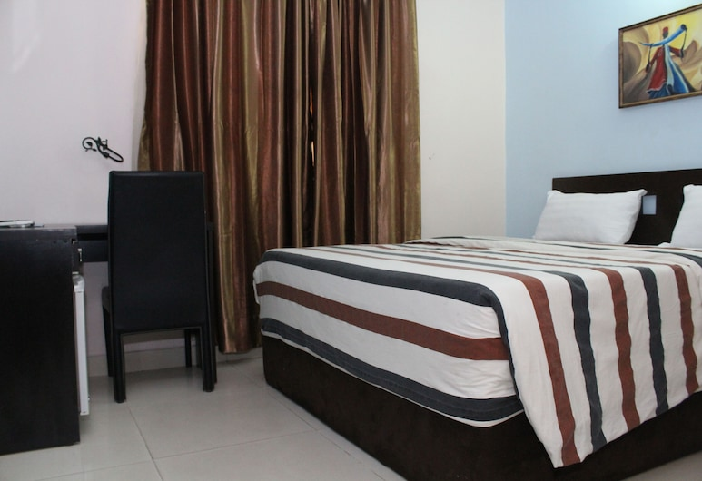 Bluespring Hotel, Lagos, Single Room, Guest Room