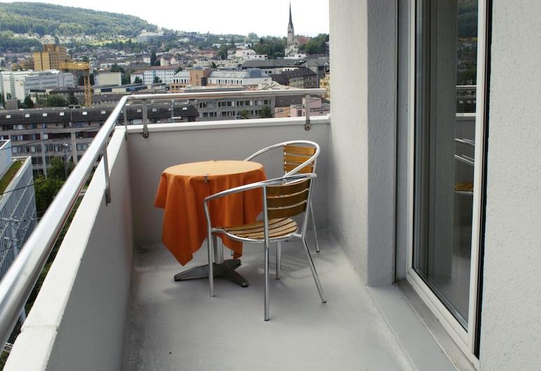 Swiss Star Tower, Zürich, Apartment, Non Smoking, Balcony