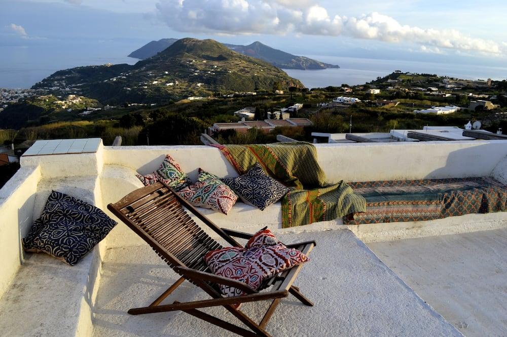Apartment, 1 Bedroom, Patio, Sea View (La Ginostra) - Balkoni